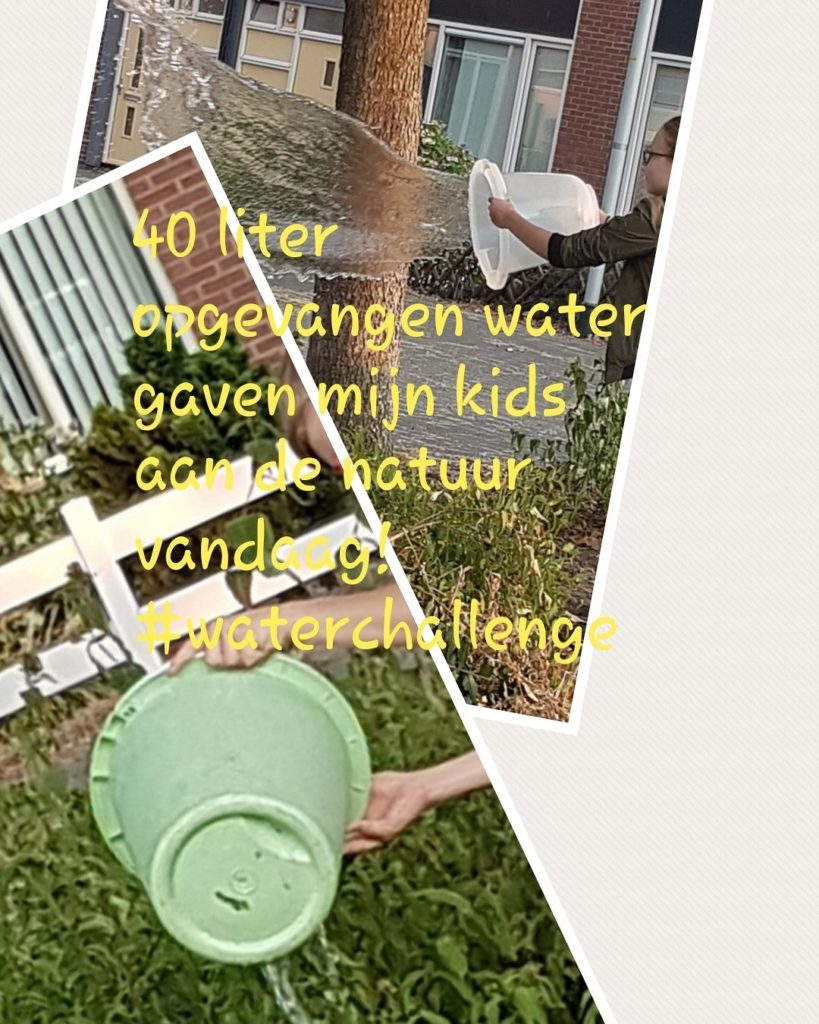 waterchallenge hitteplan 2018